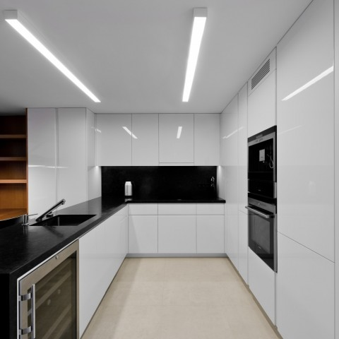 Cuisine Moderne Blanc Laque Your Company Name